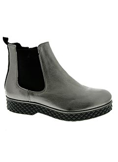 Bottines/Boots gris CYCLEUR DE LUXE pour femme