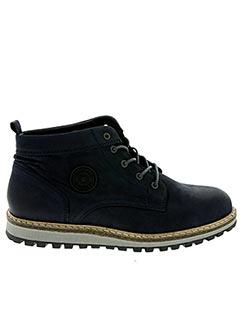 Bottines/Boots bleu PATAUGAS pour homme