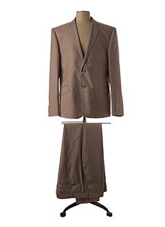 Veste/pantalon beige IZAC pour homme