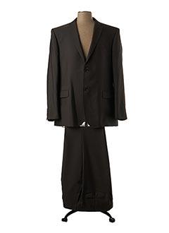 Veste/pantalon gris IZAC pour homme
