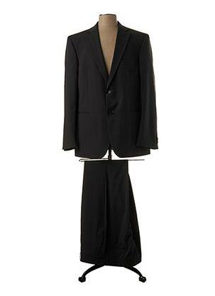 Veste/pantalon noir BRUNO SAINT HILAIRE pour homme