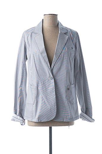 Veste chic / Blazer gris MADO ET LES AUTRES pour femme