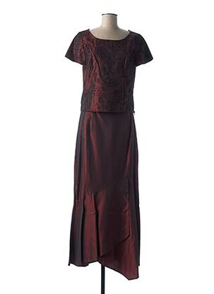 Top/robe rouge INITIATIVE pour femme