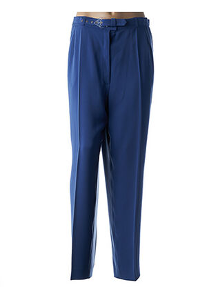 Pantalon chic bleu BARUCCI pour femme