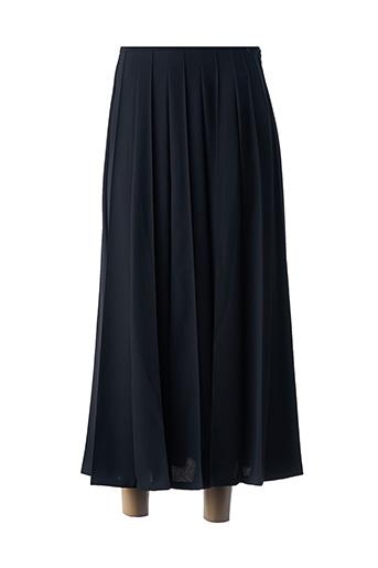 Jupe longue noir GERARD PASQUIER pour femme