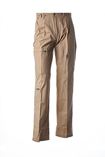 Pantalon casual marron CASUAL SPIRIT pour homme