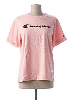 Produit-T-shirts-Femme-CHAMPION