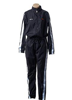 Combi-pantalon noir ELLESSE pour femme
