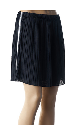 Jupe courte noir TEDDY SMITH pour fille