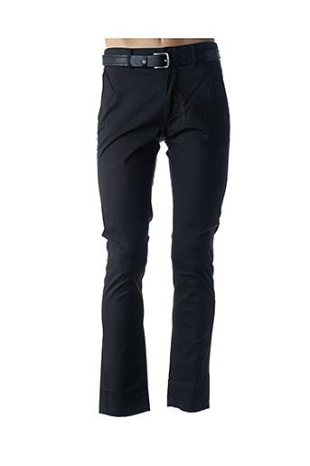 Pantalon casual noir SALSA pour homme