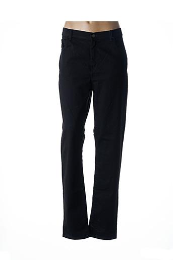 Jeans coupe slim noir IMPAQT pour femme