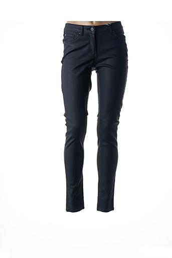 Pantalon chic noir CECIL pour femme