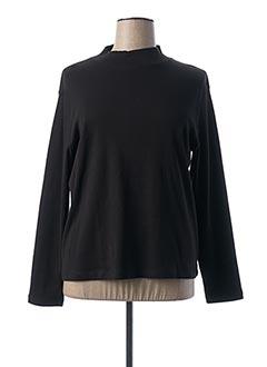 Sous-pull noir GRIFFON pour femme