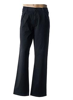 Pantalon casual noir TBS pour homme