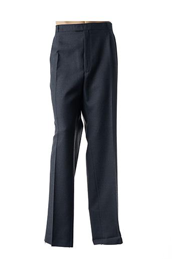 Pantalon chic gris EURAL TERGAL pour homme