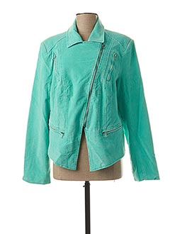 Veste casual vert CHANGE pour femme