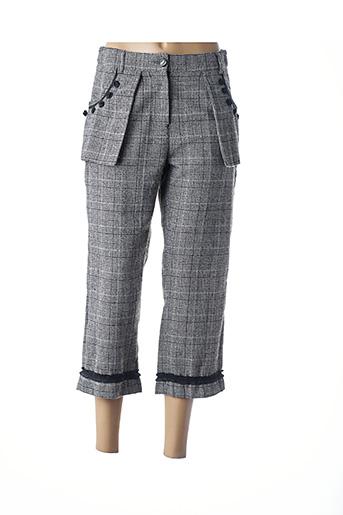 Pantalon 7/8 noir ALL BEAUTIFUL pour femme