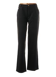 Pantalon casual bleu ROSA ROSAM pour femme