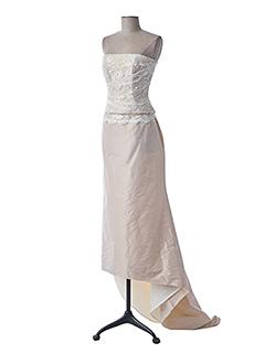 Top/jupe beige ROSI STRELLA pour femme