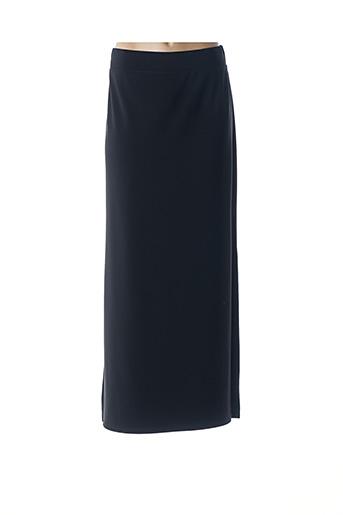 Jupe longue noir FRANK LYMAN pour femme