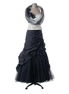 Top/jupe noir LINEA RAFFAELLI pour femme