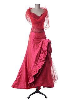 Top/jupe rouge LINEA RAFFAELLI pour femme