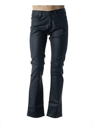 Pantalon casual noir LA CIBLE ROUGE pour homme