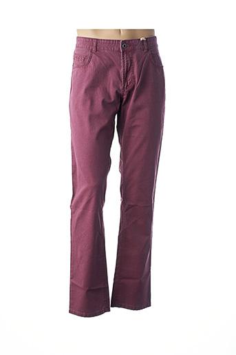 Pantalon casual rouge CAMEL ACTIVE pour homme