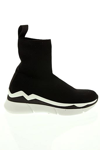 Bottines/Boots noir ELENA LACHI pour femme