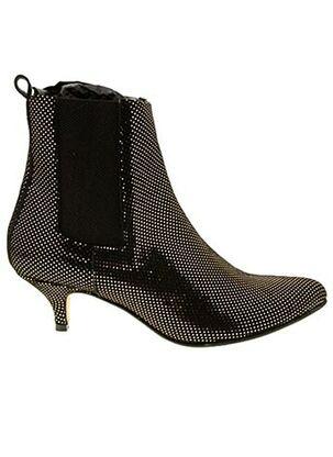 Bottines/Boots noir EMMA.GO pour femme