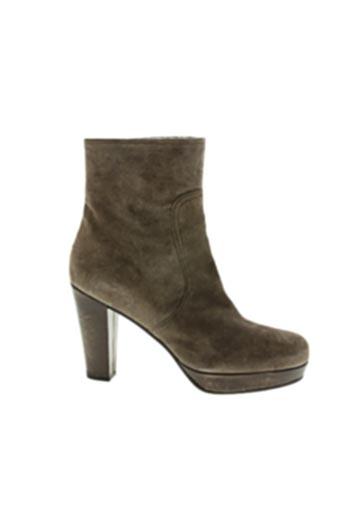 Bottines/Boots gris C & J FOR MEN pour femme