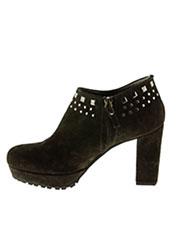 Bottines/Boots marron C.DOUX pour femme seconde vue