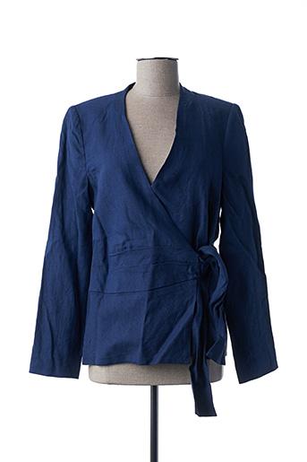 Veste chic / Blazer bleu EKYOG pour femme