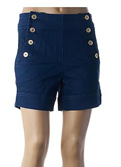 Produit-Shorts / Bermudas-Femme-EKYOG