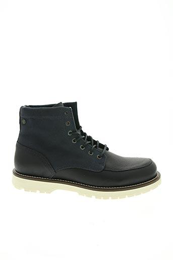 Bottines/Boots bleu JACK & JONES pour homme