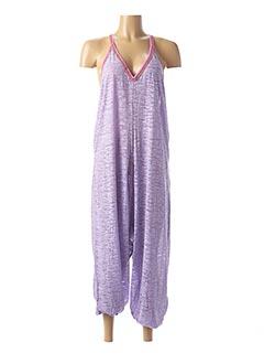 Combinaison violet PITUSA pour femme