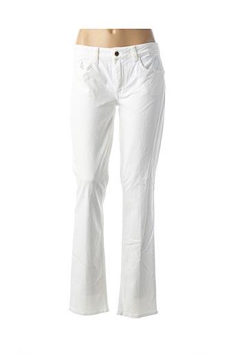 Pantalon casual blanc LIU JO pour femme