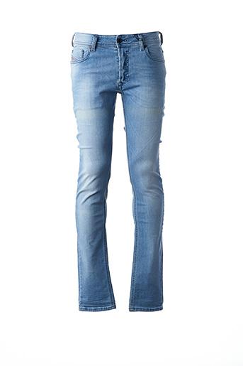Jeans skinny bleu DIESEL pour homme