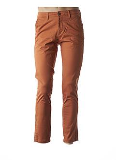 Pantalon casual orange JACK & JONES pour homme