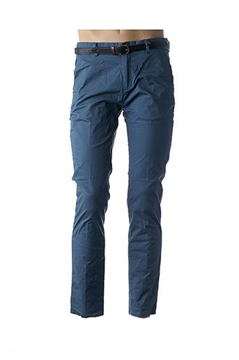 Pantalon casual bleu SCOTCH & SODA pour homme