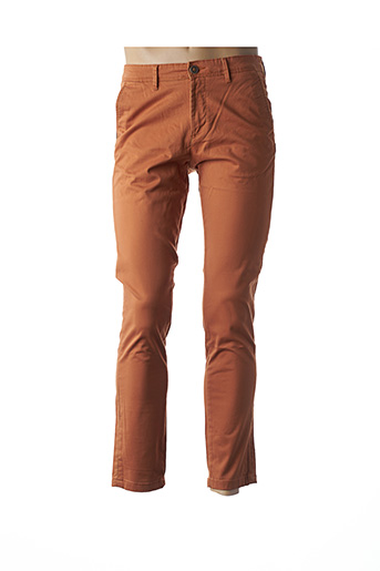Pantalon casual orange JACK & JONES pour homme