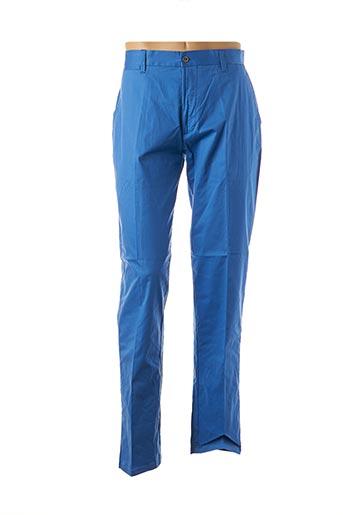Pantalon casual bleu FORECAST pour homme