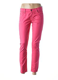 Pantalon 7/8 rose CITIZENS OF HUMANITY pour femme