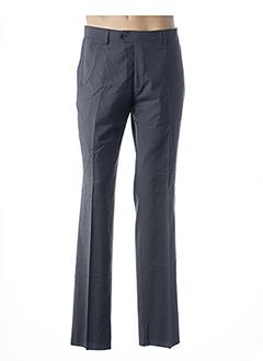 Pantalon chic gris DANIEL HECHTER pour homme