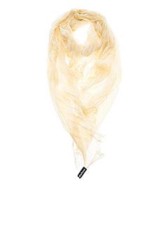Foulard beige BARBOUR pour homme