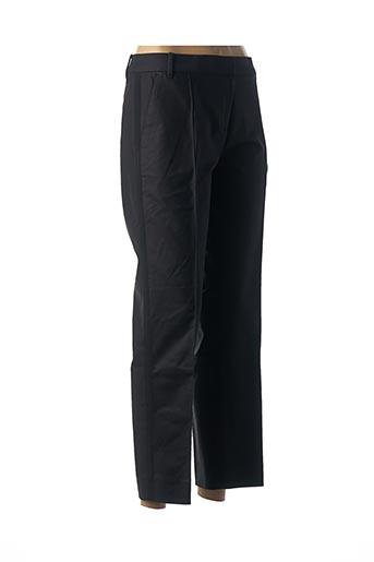 Pantalon 7/8 noir TOMMY HILFIGER pour femme