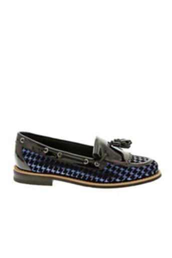 Chaussures bâteau noir METAMORF'OSE pour femme