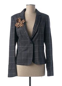 Veste casual bleu LIU JO pour femme