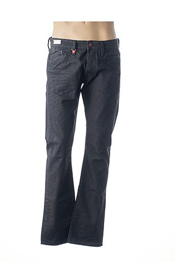 Jeans coupe droite noir REPLAY pour homme
