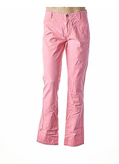 Pantalon casual rose MC GREGOR pour homme